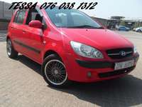 Image of 2010 Hyundai Getz 1.4 HS in very good condition Bargain buy R62900 cal