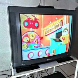 74 cm Philips Powervision Tv perfect