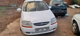 Chevrolet aveo stripping for parts