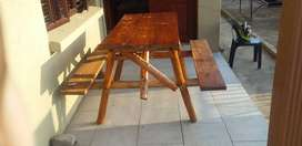 Wildberry knock table