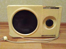 Радиоприемник трехпрограммный Электроника-203 ГОСТ 18286-821 Радио