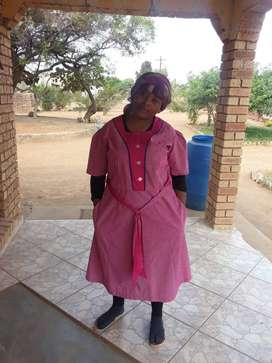 Smart Lesotho maid,nanny and cook needs strictly sleep in work