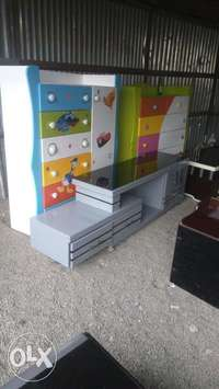Tv stands coffee table chest of drawers and kids beds 0