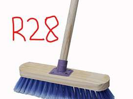 cleaning products (brushware) brooms,mops etc