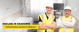 Kwatery pracownicze Kraków, Hotel Pracowniczy, Noclegi dla pracowników
