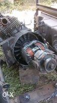 сложный ремонт бензо-генераторов