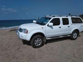 Immaculate condition 2006 Nissan Hardbody 3,3L 4X4 off road