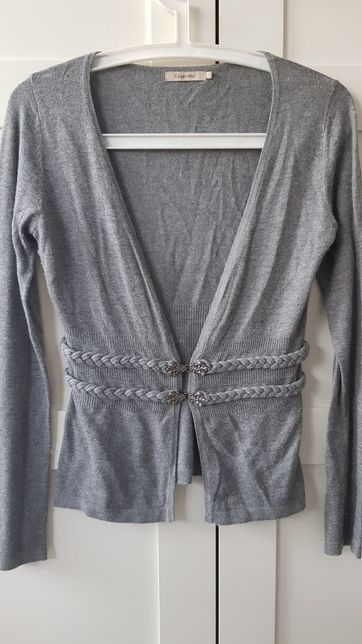 Sweterek Reserved szary Warszawa - image 1