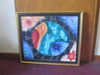 Image of Original Painting by Student