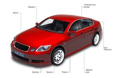 Антигравийная защитная пленка Защита кузова автомобиля Бронепленка