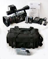 Cyfrowa kamera wideo XH/A1 firmy CANON