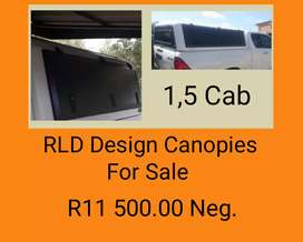 RLD Design Canopies For Sale