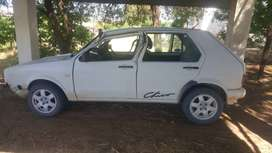 2004 golf chico selling as is