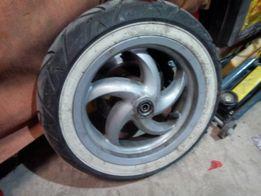 Оригинальный диск на скутера Пиаджио Гилера ранер и подобные 12 дюймов