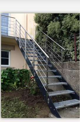 Staircases and Structures Fabrications