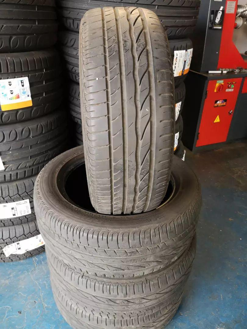 Letní pneu 195/55r15 0