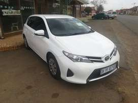 Auris X addition? Second owner of the car, Full service history