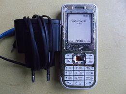 """Nokia - 7360 , """" золотой """" всё работает ."""