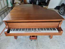 Gebr Zimmermann Baby Grand Piano