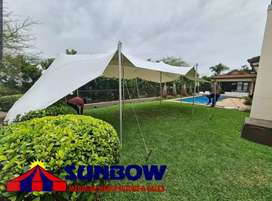 sunbow marquee and Chair hire sunbow rentals sunbow toilet rentals
