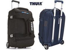 Дорожная сумка на колесах Thule Crossover 45L, 56L, 87L Rolling Duffel