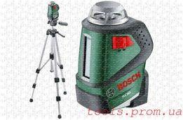 Лазерный уровень нивелир Bosch PLL 360 SET + ШТАТИВ, оригинал 100%