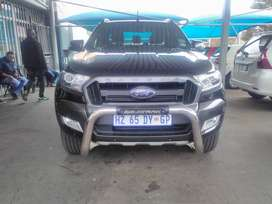 FORD RANGER 3.2 6SPEED AUTO D-CAB 4X4