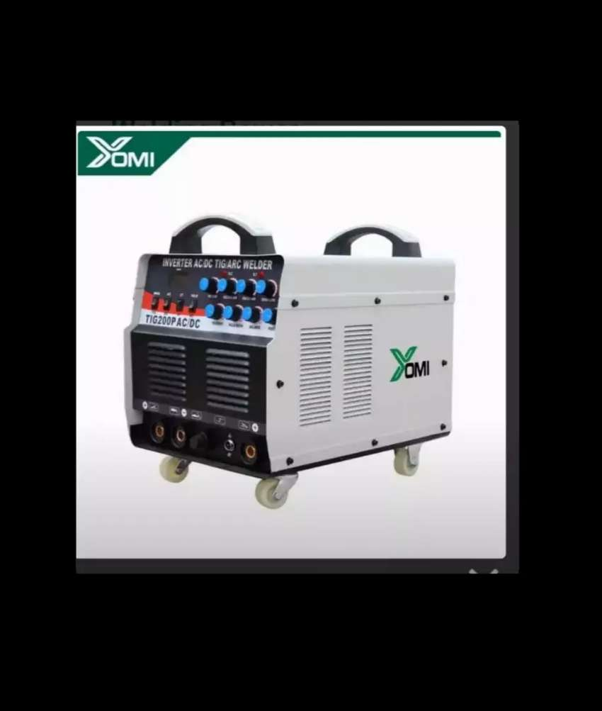 TIG, MMA, MIG/MAG WELDING MACHINES FOR SALE.