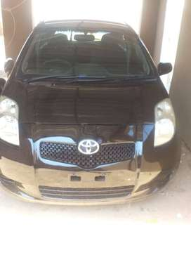 2007 Toyota Yaris for sale. Manual in good condition 125000ks