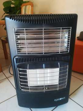 Gas/electric heater