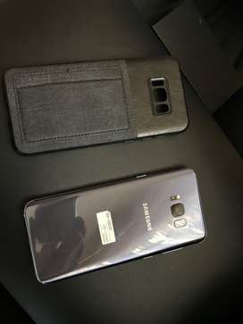 Samsung S8+ in Excellent condition