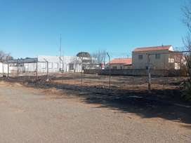 VACANT SITE FOR SALE