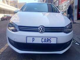 2012 VW polo 1.2 Auto with for just 115000