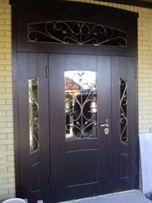 Установка дверей рам окон и другие роботы с деревом.
