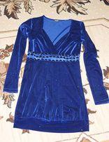 Платье нарядное 44-46 р.