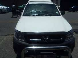 Toyota Hilux 2.0 single can