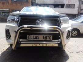 Pre Own 2017 Toyota HILUX 2.4 GD-6 Single Cab