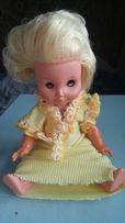Кукла девочка СССР (из ГДР)