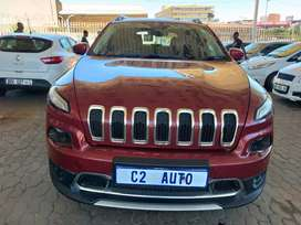 2016 Jeep Cherokee V6 Limited Automatic