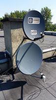 Ustawianie anten satelitanych -Katowice
