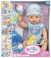 БЕЗКОШТ.ДОСТ Пупс Zapf Baby born Беби Борн Очаровательный малыш 824375