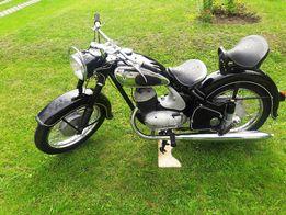 Renowacja motocykli zabytkowych shl wfm junak wsk mz