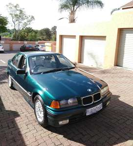 Bmw 328i E36 1997 Sun Roof Air Con Working 280 000kms