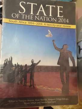 State of the nation 2014 textbook