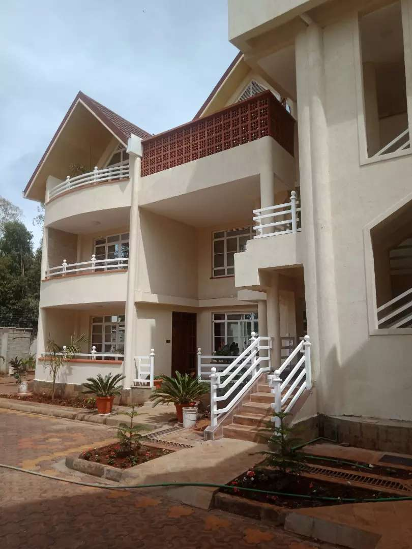 New spacious 2 bedroom apartment in Karen ready for occupation 0