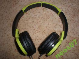 Xears XDJ100 foldable DJ Headphones (из Германии)