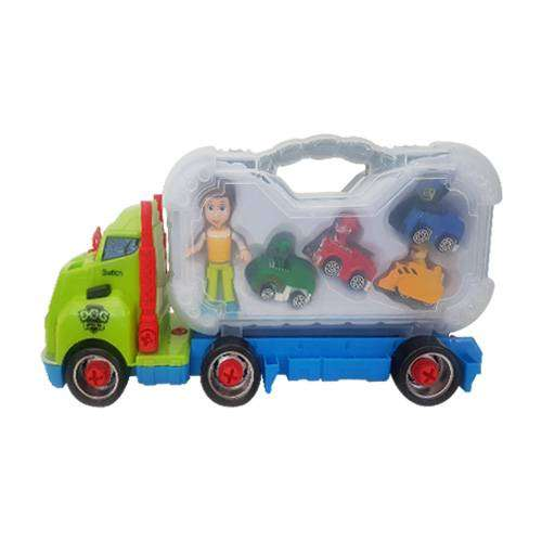 Paw Patrol Truck with Cars 0