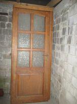 drzwi z litego drzewa