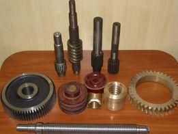 Изготовление запасных частей к тестомесам и т.д., противней стальных