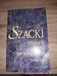 Historia myśli socjologicznej